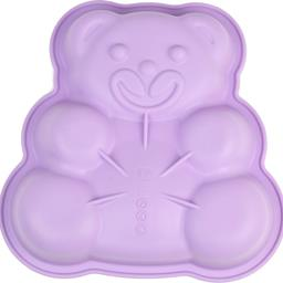 Moule grand ours lilas