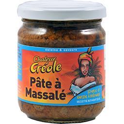 Pâte à Massalé