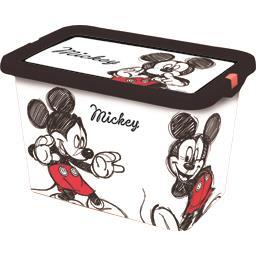 Boite de rangement Click 7 l Mickey Fancy