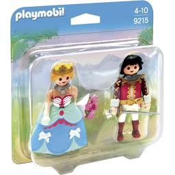 Duo prince et princesse