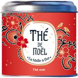 La Malle à Thé Thé de Noël la boite de 100 g