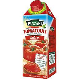 Tomacouli - Purée de tomates nature