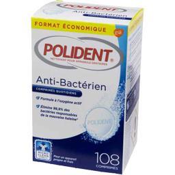 Nettoyant appareils dentaires anti-bactérien