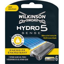 Lames Hydro 5 Sense Energisant