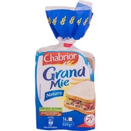 Pain de mie Grand Mie nature