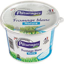 Fromage blanc nature