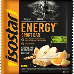 Isostar Barres Energy multifruits