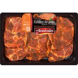 Echine de porc sans os recette méditerranéenne