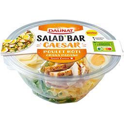 Daunat Salad'Bar - Salade Caesar poulet rôti Grana Padano œ...