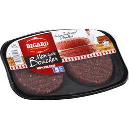 Mon Haché Boucher 100% pur bœuf 5% MG