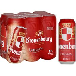 Kronenbourg Original - Bière blonde