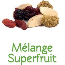 Mélange superfruits BIO en VRAC