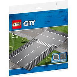 City - Droite et intersection