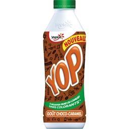 Yop - Yaourt à boire goût choco-caramel