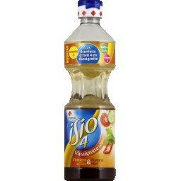 Isio 4 - Vinaigrette légère vinaigre de cidre, pomme miel
