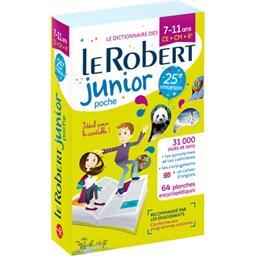 Le Robert junior poche - 7/11 ans