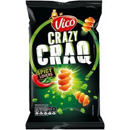 Crazy Craq - Biscuits apéritif Spicy Lovers