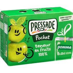 Pocket - Jus de pomme