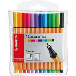 Mini stylo-feutre Point 88