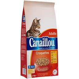 Croquettes lapin/dinde légumes pour chat adulte