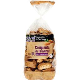 Croquants de Provence aux amandes