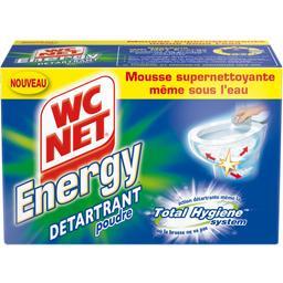 Energy - Détartrant poudre pour WC, total hygiène