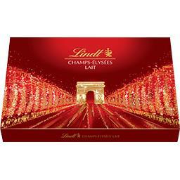 Lindt Champs-Elysées - Assortiment de chocolats au lait