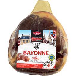 Baillet Jambon de Bayonne la barquette de 460 g