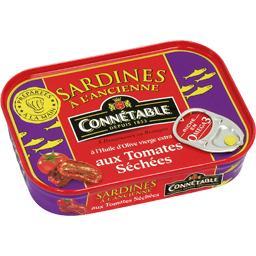 Sardines à l'ancienne aux tomates séchées