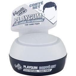 Cire-crème aux vitamines Playgum coiffé net