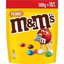 M&M's Bonbons Peanut chocolat au lait