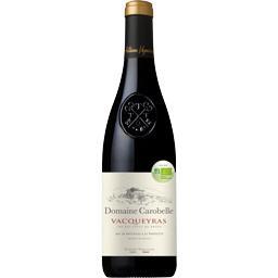 Vacqueyras BIO, vin rouge