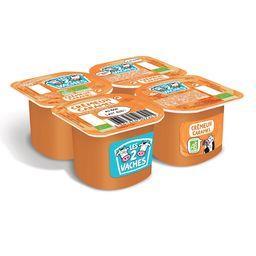Crème dessert BIO Crèmeuh caramel