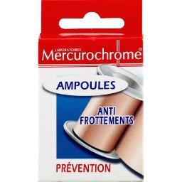 Sparadrap ampoules, anti-frottements, prévention