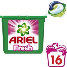 Lessive en capsules 3en1 Fresh Sensation