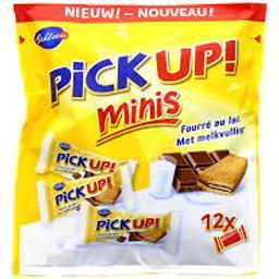 Biscuits Minis fourré au lait