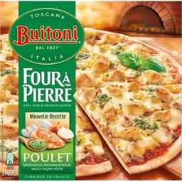 Four à Pierre - Pizza poulet
