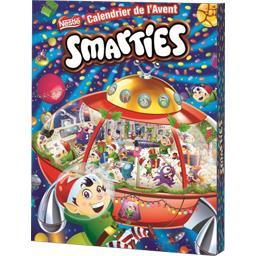 Smarties Maxi calendrier de l'Avent