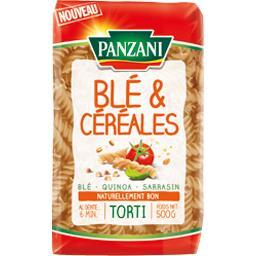 Torti blé & céréales