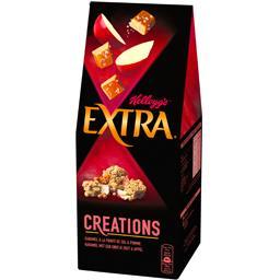 Extra - Céréales Créations caramel à la pointe de se...