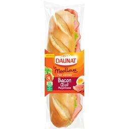 Le Moelleux - Sandwich pain viennois bacon œuf mayon...