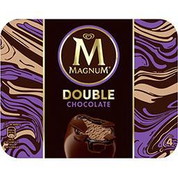 Bâtonnets de glace Double chocolat