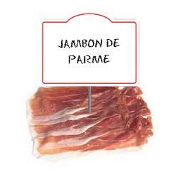 Jambon de parme, au rayon traditionnel,Di Vittorio,au rayon traditionnel, à la coupe