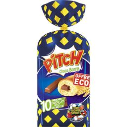 Pitch - Brioches barre choco goût noisette