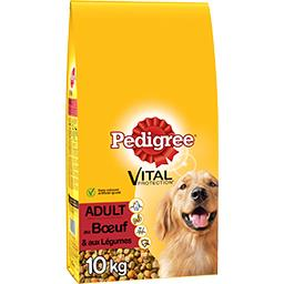 Pedigree Vital Protection - Croquettes bœuf & légumes Adult