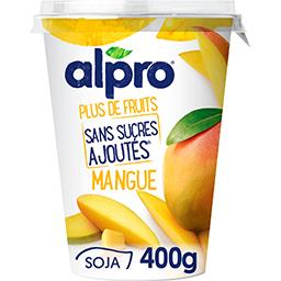 Plus de Fruits - Produit fermenté au soja mangue