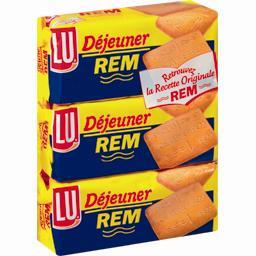 Biscuits Déjeuner REM