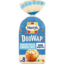 Doo Wap - Brioches pépites choco lait