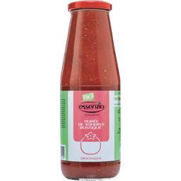 Purée de tomates rustique BIO