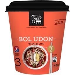 Bol Udon piment et chili